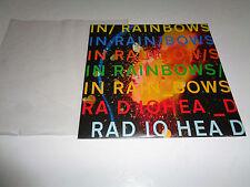 Radiohead In Rainbows Vinyl LP  SEALED  NO RESERVE !!