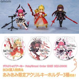 Amiami-Esclusivo-Bonus-Bonus-Desktop-Army-Fate-Grand-Ordine-Vol-2-3Pack