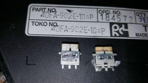 voir photo Filtre diélectrique 902.5 MHz SMD 5x TOKO 4DFA-902E-10