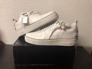 b2f1df82d23e0 Nike Air Force 1 Low  07 AS QS All Star 90 10 2018 Vast Grey White ...