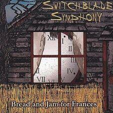 Switchblade Symphony- Bread and Jam for Frances (CD, Sep-1997, Cleopatra) VGC