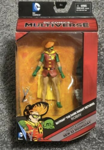"""DC Comics Multiverse ROBIN 6/"""" Action Figure TV Series New 52 Doomsday NEW IN BOX"""