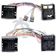 BM54 auf BM24 Bord Monitor Radio Navi Adapter Kabel für BMW E39 X5 E38 E46 Aux