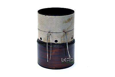 """3/"""" Dual 1.4 ohm  8 Layer Voice Coil Subwoofer Speaker Parts   VC120935"""