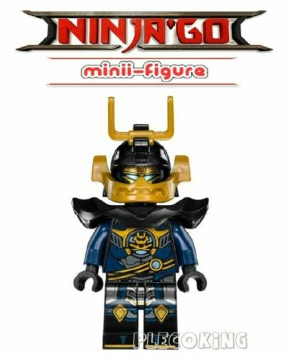 NEXT GEN fits lego figure NYA SAMURAI X NINJAGO D10