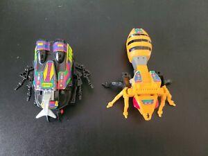 Vintage modern Transformer Power Rangers Bug Robots Masterbotix gobots?