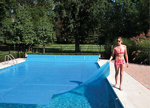 Sun2Solar 800 Series Round, Oval, Rectangle Swimming Pool Solar Blanket Cover