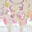 MAGICAL-UNICORN-Birthday-Party-Range-Tableware-Balloons-Supplies-Decorations miniatuur 9