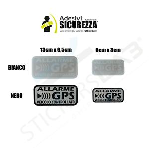 Adhesivo Antirrobo Satélite GPS Para Camión Vehículos Moto Scooter 4 Modelos