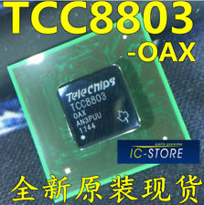 QTY:2 NEW FOR TELECHIPS Car navigation device vulnerable chip TCC8801-OAX