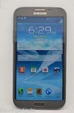 Samsung Galaxy Note 2 SGH-I317 16GB Gray UNLOCKED AT&T TMOBILE METRO PCS CRICKET