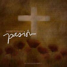 Pasion Ingrid Rosario CD Musica Cristiana Alabanza Adoracion NEW