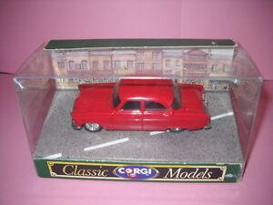 Corgi 1/43 Ford Zephyr Berline petit modèle de voiture