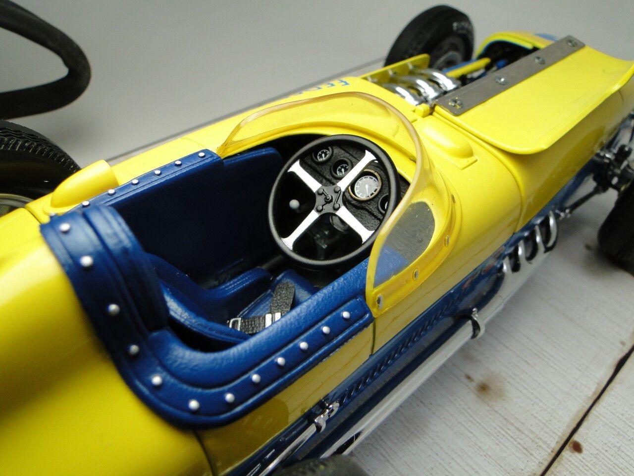 ventas de salida 1 Vintage Grand Prix F Ford Racer Race Car Car Car Sport 12 Indy 43 500 24 Metal 18 gt40 1966 GT  Vuelta de 10 dias