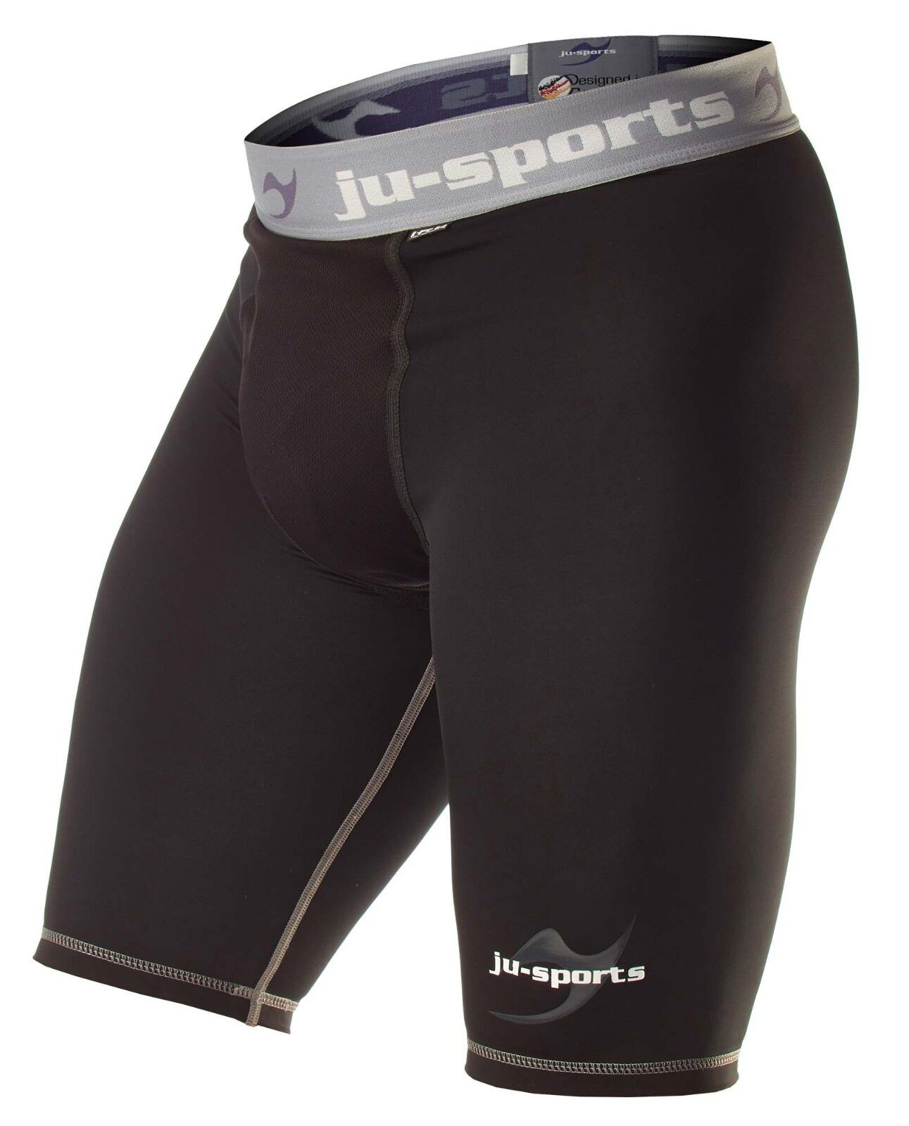Ju-Sports Compression Base Shorts - Motion Pro Flex - Suspensorium Suspensorium Suspensorium - Tiefschutz db4593