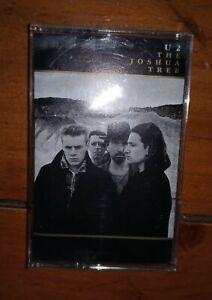 U2 The Joshua Tree Cassette Rock Pop