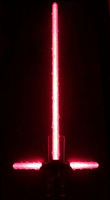 CUSTOM STAR WARS FLAME BLADE LIGHTSABER COVERS for KYLO REN FORCE FX BS SABER