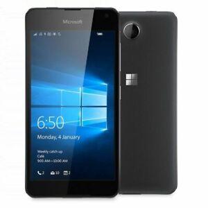 Microsoft-Lumia-650-Smartphone-16GB-Schwarz-Ohne-Simlock