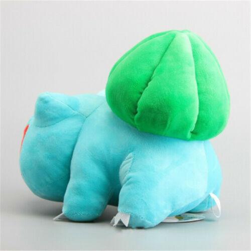 30CM Bisasam Bulbasaur Kind Plüschtier Stofftier Kuscheltier Spielzeug Geschenk