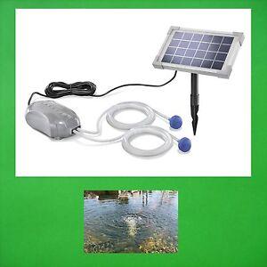 2 5 w solare aeratore da stagno pompa ossigeno giardino for Stagno da giardino