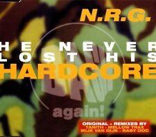 N.R.G. He never lost his hardcore (Orig./Remixes, 5 versions, 1999) [Maxi-CD]