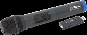 Micro Main UHF Additionnel Pour Sono Portable Ou Enceinte Avec Port - Enceinte port usb