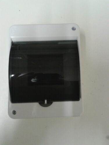 mini Boîtier de distribution 5 ou 6way MCBS boîtier RCD boîte à fusibles, RCM box
