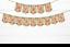 Joyeux-Noel-Fete-Bunting-Decoration-Noel-Banniere-Guirlande miniature 2