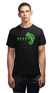 Funny-80-039-s-Music-T-Shirt-Parody-Mash-Up-Karma-Chameleon-Unisex-Tee-Shirt