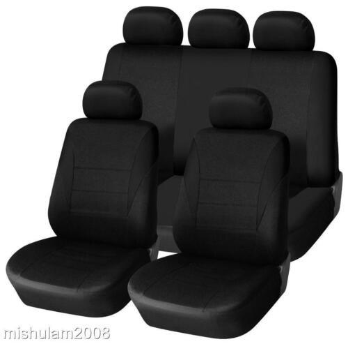 Sitzbezüge Schonbezüge Komplettset kompatibel mit ABE StVZO zugelassen für