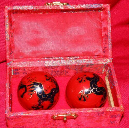 Qi Gong Kugeln verschiedene Größen und Farben Meditation