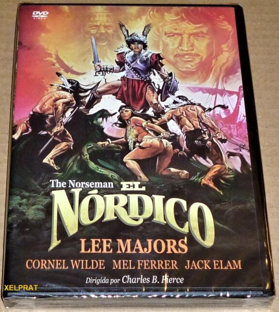 EL NORDICO / THE NORSEMAN - English Español - Precintada