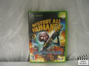 Destroy All Humans!  (Xbox, 2005)