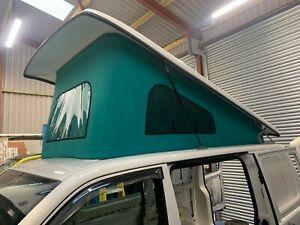 Volkswagen Transporter T5 & T6 Elevating Roof, Pop Top Supply & Fit - SWB