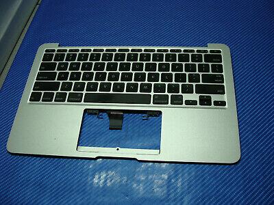"Apple Macbook Air 11/"" A1370 2011 Palmrest Keyboard Touchpad 069-7004-A 661-6072"