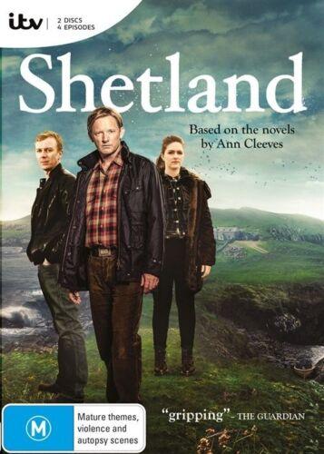 1 of 1 - Shetland : Series 1 Dvd 2-Disc Set