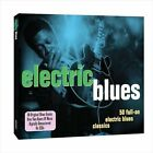 Electric Blues [Not Now] by Various Artists (CD, Jun-2010, 2 Discs, Not Now Music)