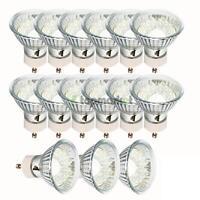 15 X Gu10 20led 110v 80-90lm 6500k Led Light Bulb Pure White Energy Saving