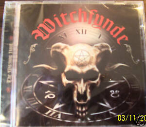 Witchfynde-039-The-Witching-Hour-039-cd-Direct-from-label