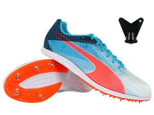 d8ad757489f Men s Women s Puma evoSpeed Distance V6 Running Spikes Studs Tabs ...