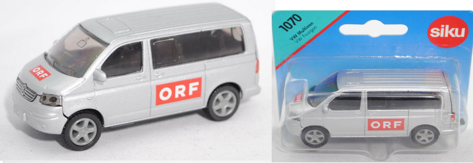 SIKU SUPER 1070 Vw t5 multivan, Orf
