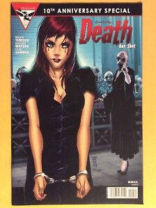 C cover Grimm Fairy Tales Presents 10th Anniversary  Zenescope Death One-Shot