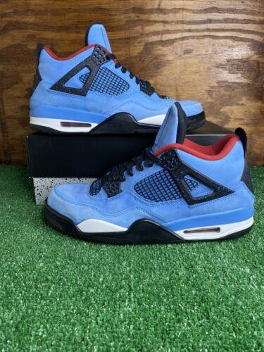 Air Jordan Retro 4 Travis Scott Cactus Jack Size 1