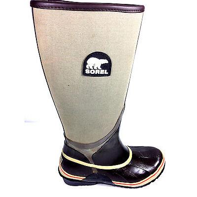 Sorel Women's Sorellington Canvas Rain Boots Size EUR.36. / US. 6