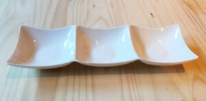 Clearance-White-ceramic-porcelain-snacks-tapas-tray-3-compartments-tray-po-79