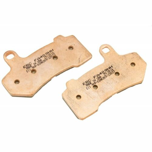 EBC Sintered Double-H Brake Pads Complete Set Front /& Rear 08-16 Harley Touring