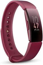 Artikelbild FITBIT Inspire Smartwatch Schrittzähler wasserdicht OLED Display Sangria