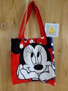 "Disney MINNIE MOUSE Tote Beach Bag 13"" x 13"" Kohl's ..."