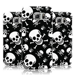 BLACK-WHITE-SKULL-AND-CROSSBONES-DESIGN-CASE-FOR-SAMSUNG-GALAXY-MOBILE-PHONES
