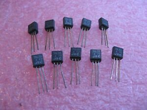 78L05A-JRC-5V-Positive-Voltage-Regulator-TO-92-7805-NOS-Qty-10
